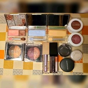 Eyeshadow Lot:Colorpop,Clinique,Maybelline,Kokie